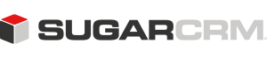 SugarCRM logo, transparent PNG for use on white background.